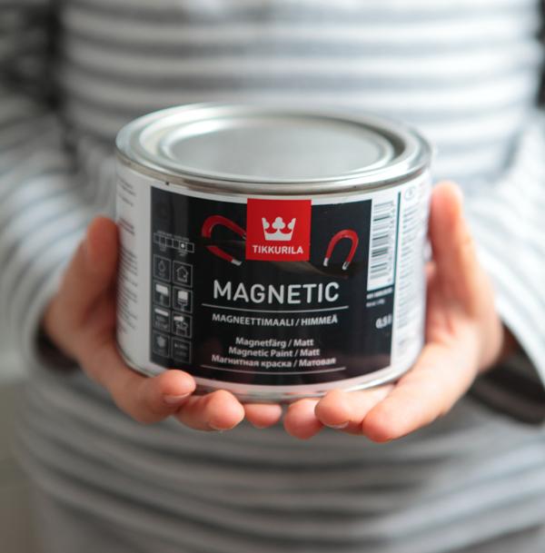 farba Magnetic - Tikkurila