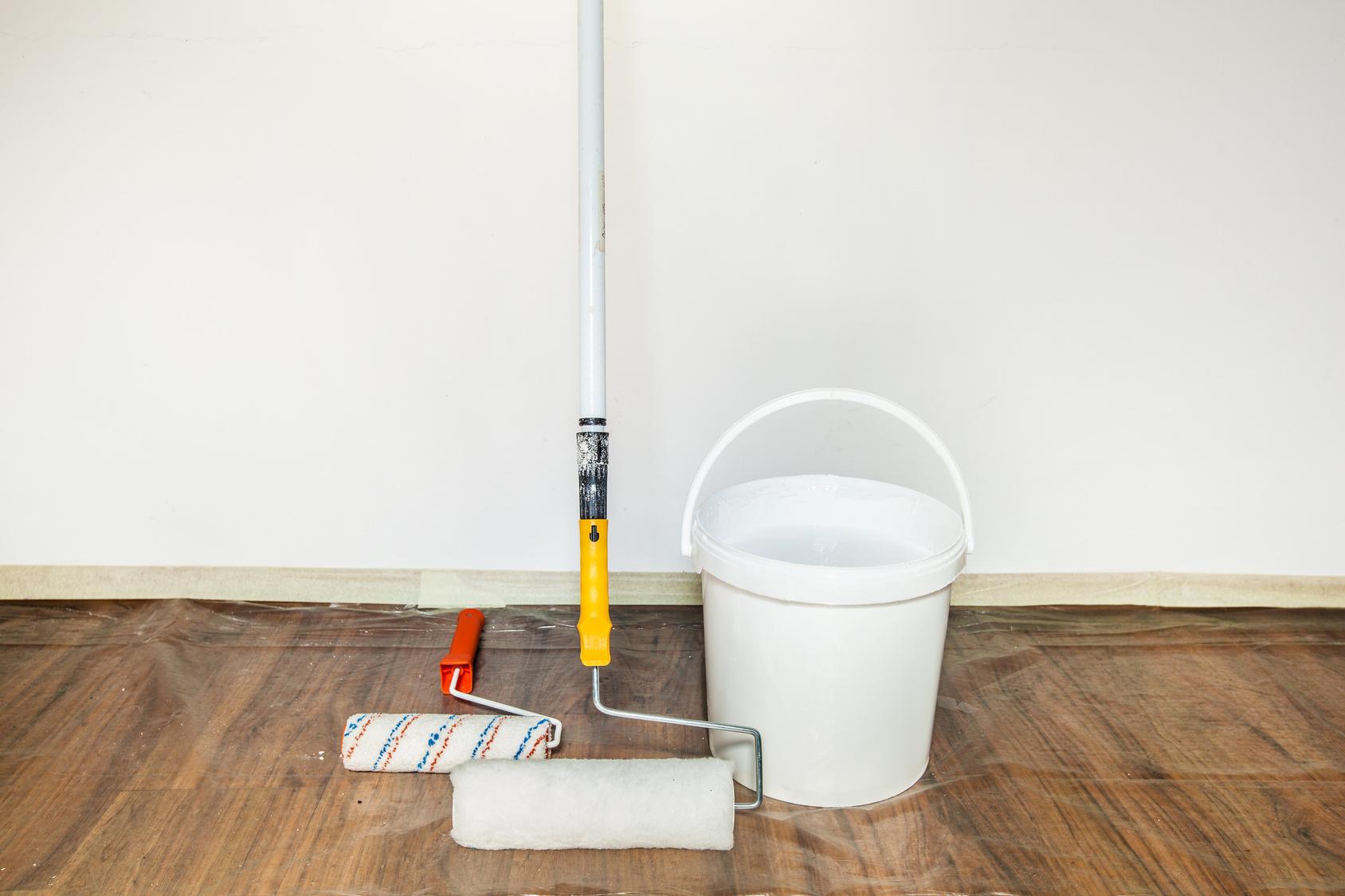 malowanie ścian narzędzia