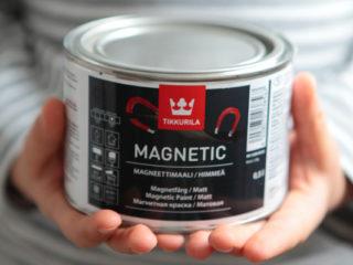 farby do zadań specjalnych Tikkurila Magnetic