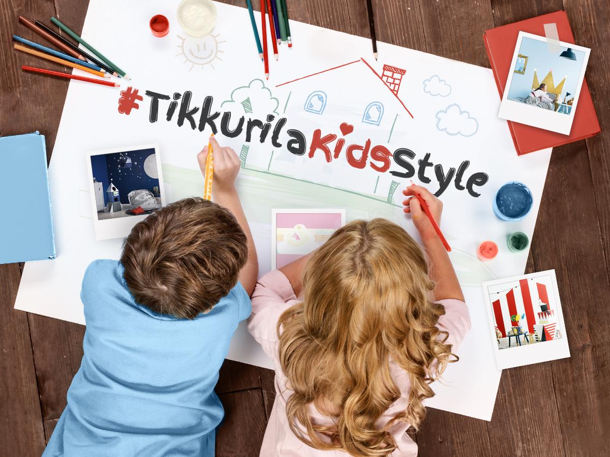 tikkurila kids style konkurs