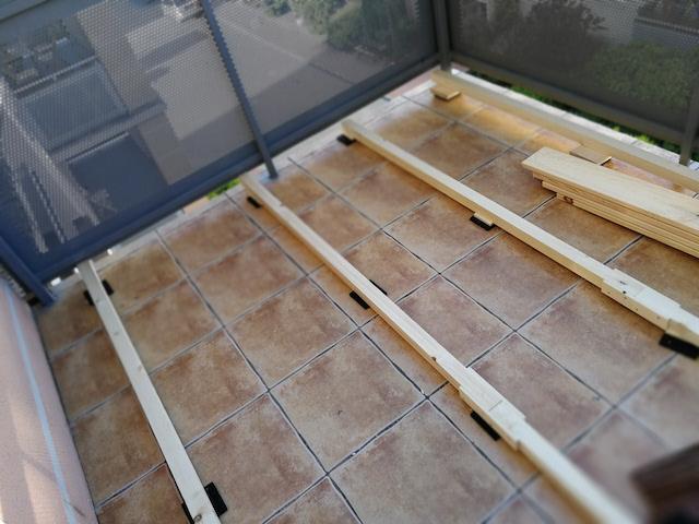 tikkurila drewniana podłoga