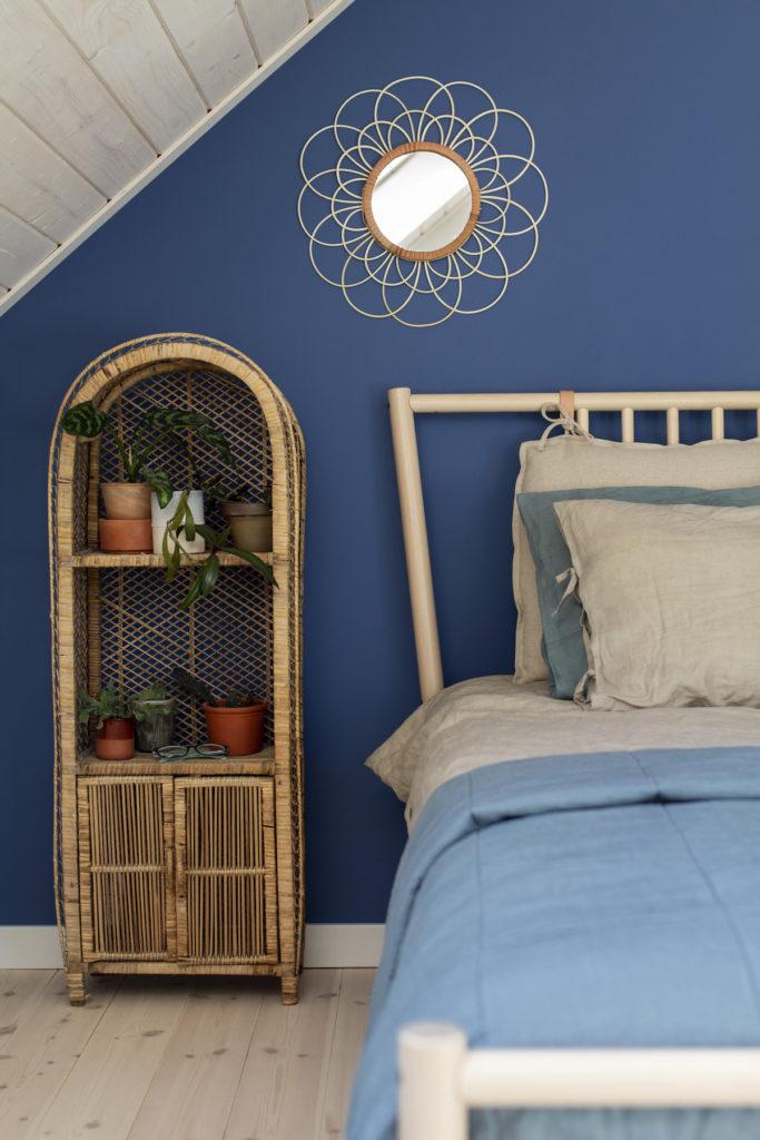 Tikkurila - niebieska sypialnia - gu tworzy 4