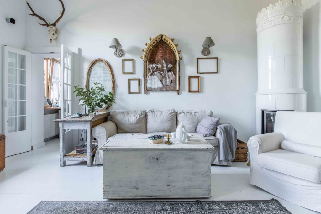 Tikkurila home tour