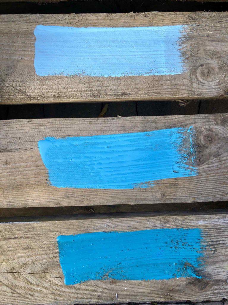 tikkurila malowanie schodów