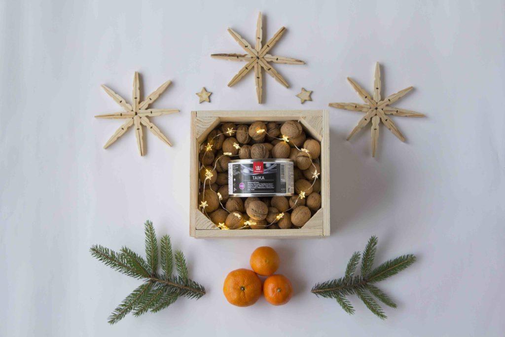Dekoracje świąteczne Tikkurila