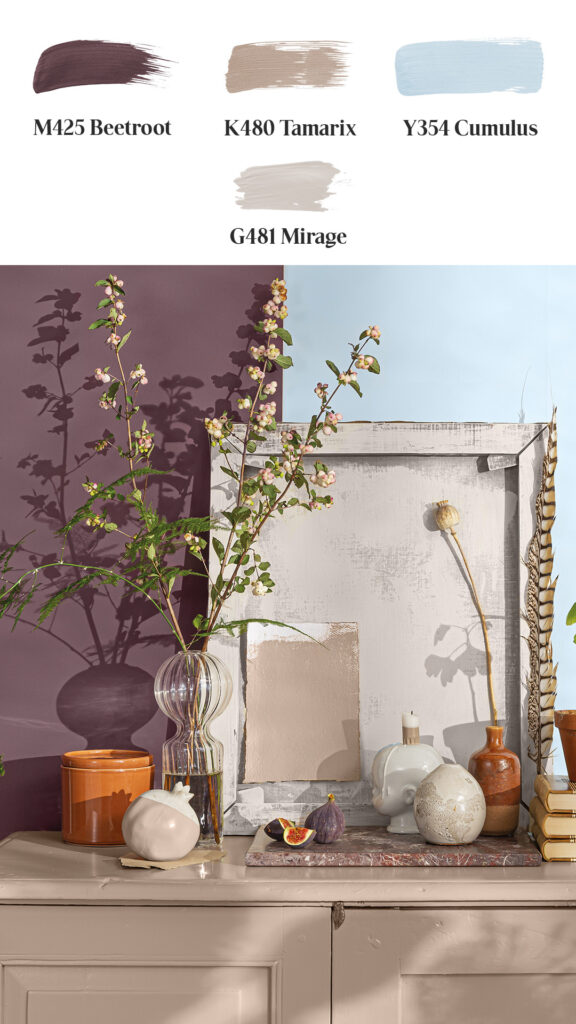 Tikkurila-Color-Now-2021 komoda podobrazie rośliny