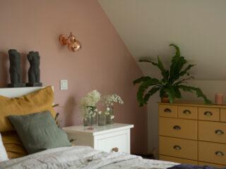 metamorfoza sypialni tikkurila nature