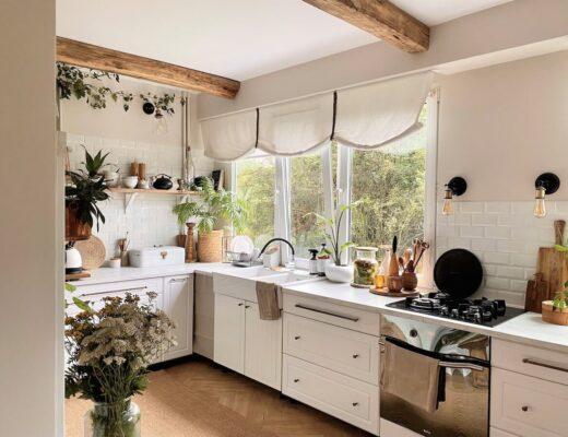 remont w duchu eko kuchnia