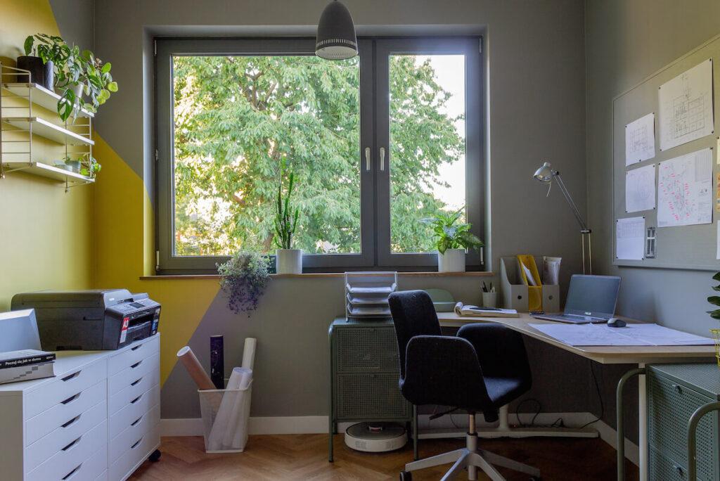 domowe biuro Ola Fotobloo